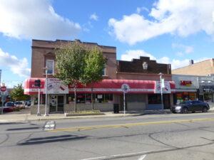 Shrodek's Gocery store, Hamtramck.
