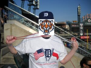 Polish night at comerica parkshirt