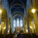 Interior of St. Florian.