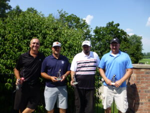 2014 Kielbasa Klassic Winners:  Marten Whalen, Justin Gorby, Joey Hewitt and Hamilton Hodges.