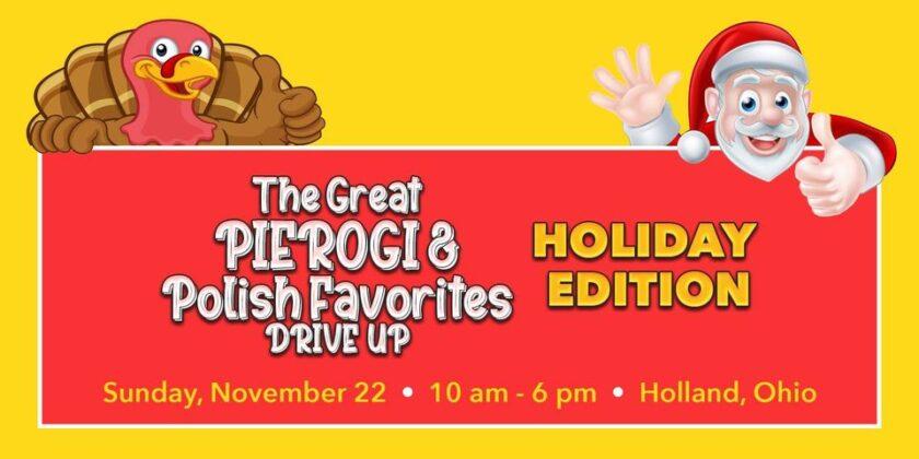 Great Pierogi - Polish Favorites Drive Up Holiday Edition